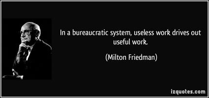 Bureaucratic quote #2
