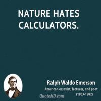 Calculators quote #1