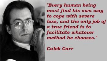 Caleb Carr's quote