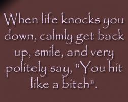 Calmly quote #2