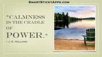 Calmness quote #3