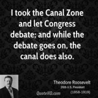 Canal quote #1