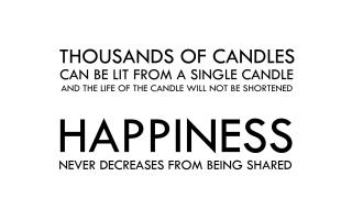 Candles quote #1