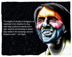 Carl Sagan profile photo