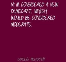 Carolyn McCarthy's quote