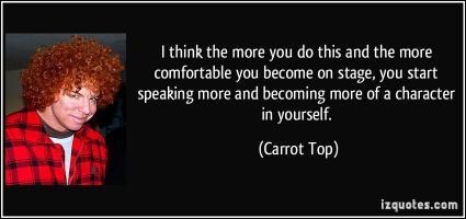 Carrot Top quote #2