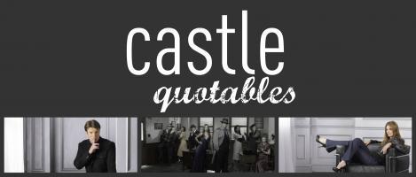 Castle quote #4