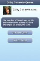 Cathy Guisewite's quote