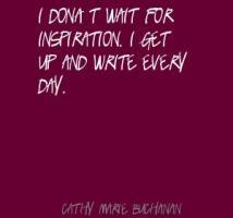 Cathy Marie Buchanan's quote #2