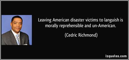 Cedric Richmond's quote