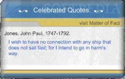Celebrated quote #2