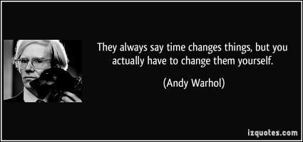 Change Things quote #2