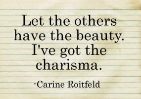 Charisma quote #1