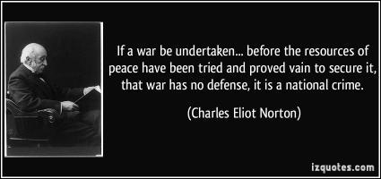 Charles Eliot Norton's quote