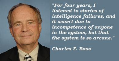 Charles F. Bass's quote #3