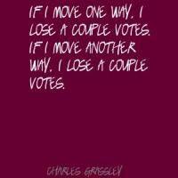 Charles Grassley's quote