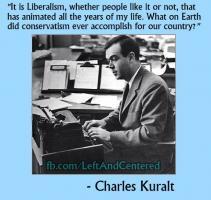 Charles Kuralt's quote