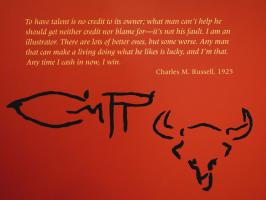 Charles Marion Russell's quote
