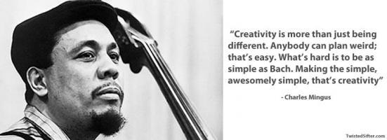 Charles Mingus's quote #2