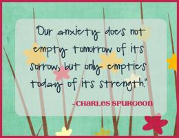 Charles Spurgeon's quote