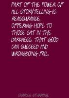 Charles Sturridge's quote