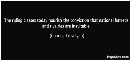 Charles Trevelyan's quote