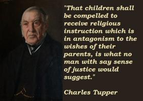Charles Tupper's quote