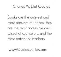 Charles William Eliot's quote #2