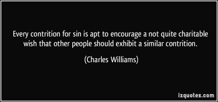 Charles Williams's quote