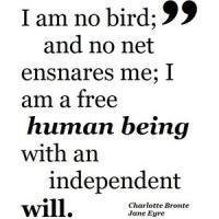 Charlotte Bronte's quote