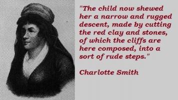 Charlotte Smith's quote #2