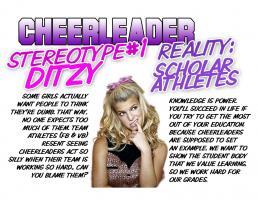 Cheerleader quote #2