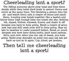Cheerleaders quote #2