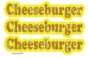 Cheeseburger quote #2