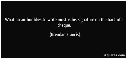 Cheque quote #1