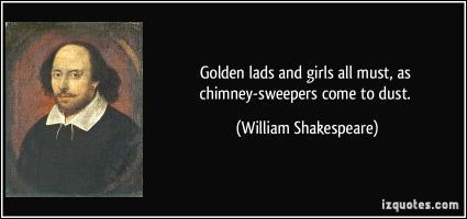 Chimney quote