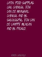 Chinese Food quote #2