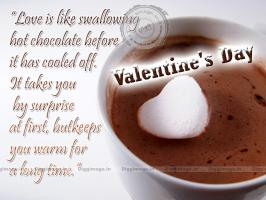 Chocolates quote #1