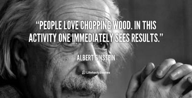 Chopping quote #1