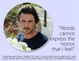 Christian Bale's quote