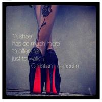 Christian Louboutin's quote