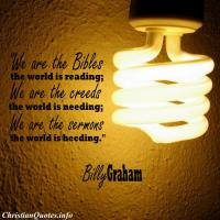 Christian World quote #2