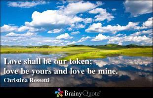 Christina Rossetti's quote