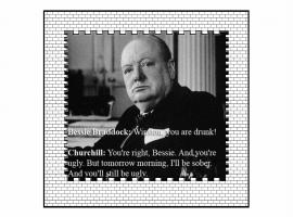 Churchill quote #1