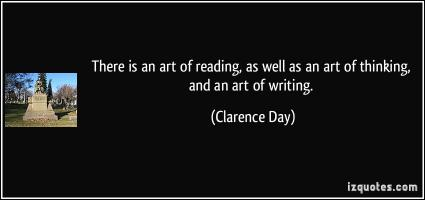 Clarence Day's quote