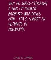 Clark M. Clifford's quote #2
