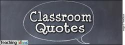 Classrooms quote #1