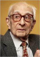 Claude Levi-Strauss profile photo