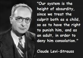 Claude Levi-Strauss's quote