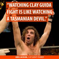 Clay Guida's quote